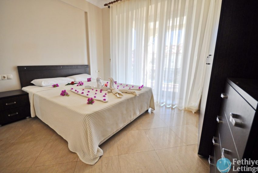 Sun Set Beach Club 4 Bedroom VillaFethiye Lettings 15