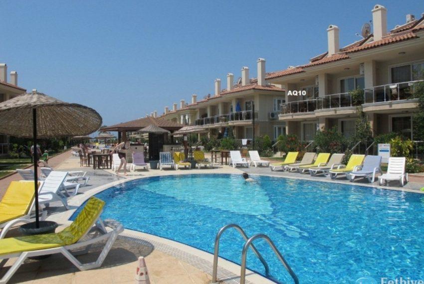 Sun Set Beach Club 4 Bedroom VillaFethiye Lettings 31
