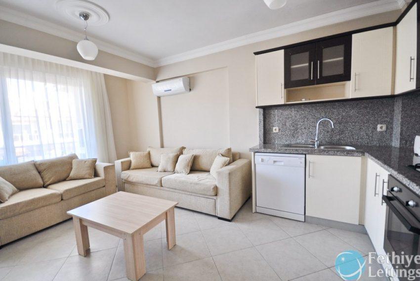 Sun Set Beach Club Rent 2 Bedroom Apart Fethiye Lettings 08