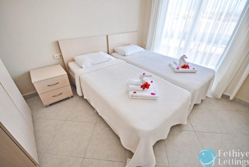 Sun Set Beach Club Rent 2 Bedroom Apart Fethiye Lettings 14