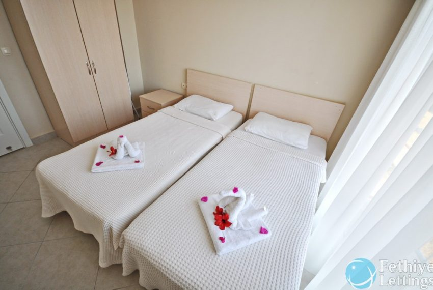 Sun Set Beach Club Rent 2 Bedroom Apart Fethiye Lettings 16