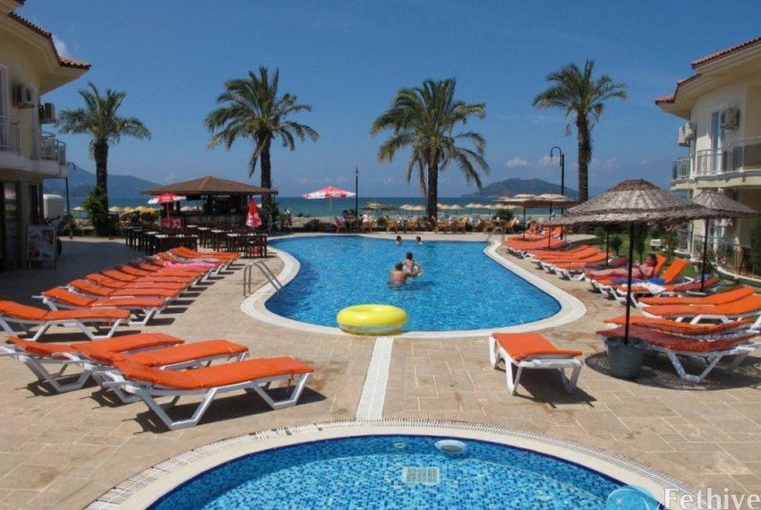 Sun Set Beach Club Rent 2 Bedroom Apart Fethiye Lettings 25
