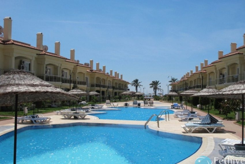 Sun Set Beach Club Rent 2 Bedroom Apart Fethiye Lettings 26