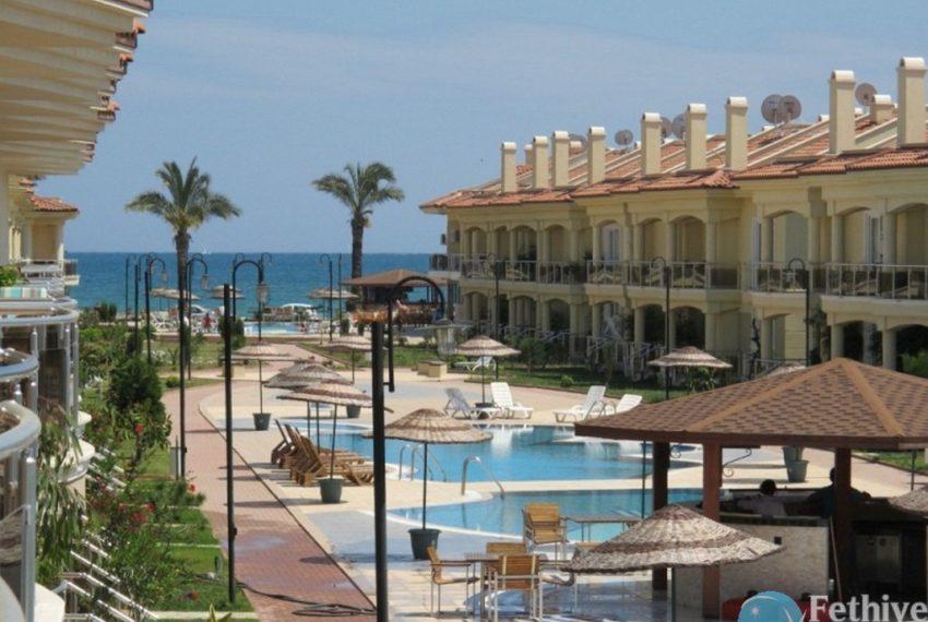 Sun Set Beach Club Rent 2 Bedroom Apart Fethiye Lettings 35