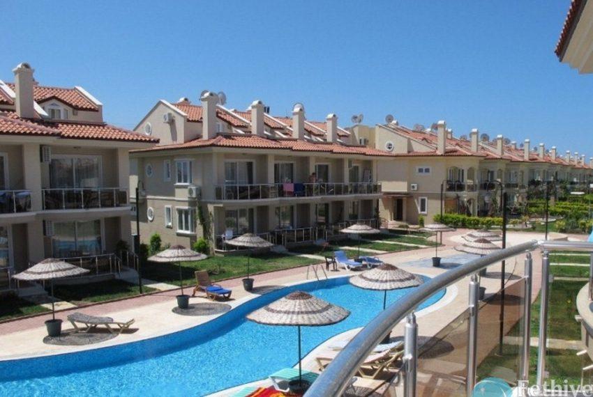 Sun Set Beach Club Rent 2 Bedroom Apart Fethiye Lettings 37