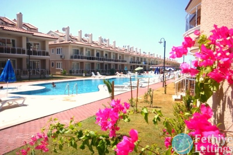 Sunset Beach Club 3 Bedroom Holiday Apartment to Rent Fethiye Lettings 04