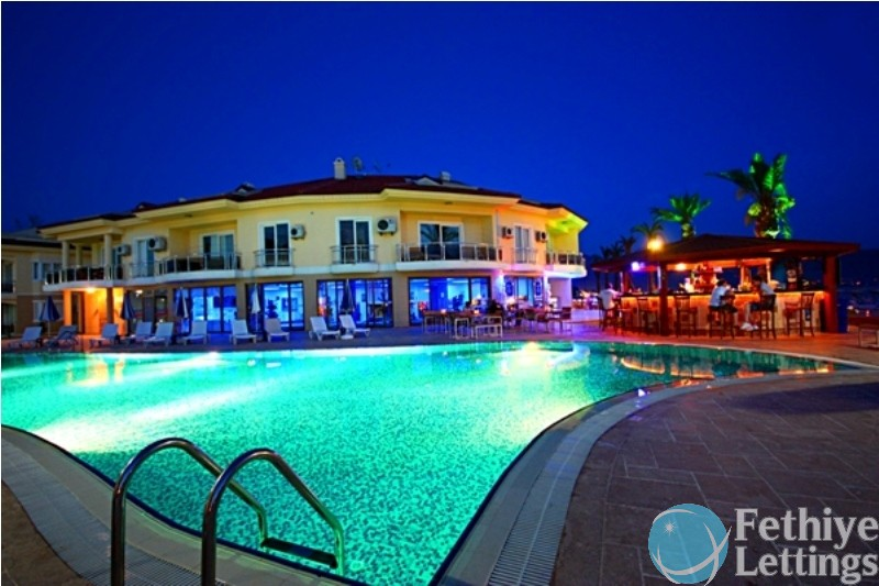 Sunset Beach Club 3 Bedroom Holiday Apartment to Rent Fethiye Lettings 05