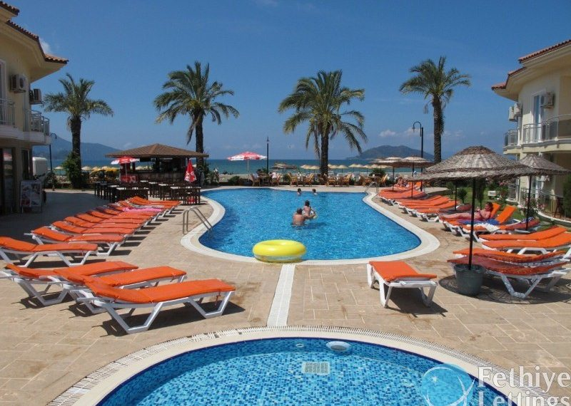 Sunset Beach Club 3 Bedroom Holiday Apartment to Rent Fethiye Lettings 06