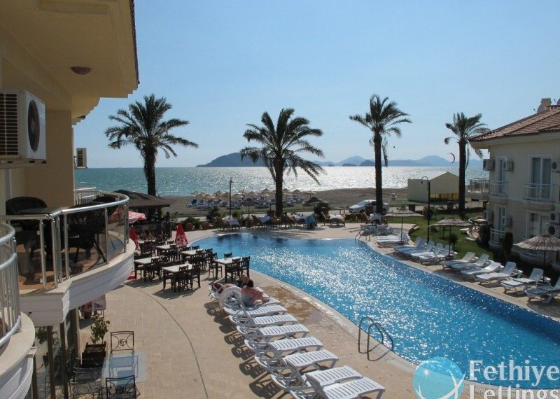 Sunset Beach Club 3 Bedroom Holiday Apartment to Rent Fethiye Lettings 08