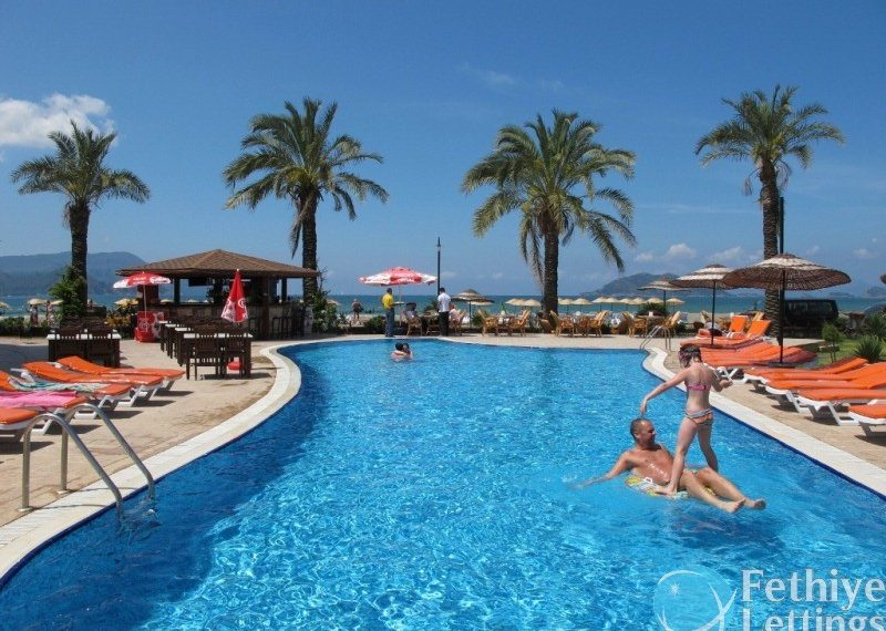 Sunset Beach Club 3 Bedroom Holiday Apartment to Rent Fethiye Lettings 09
