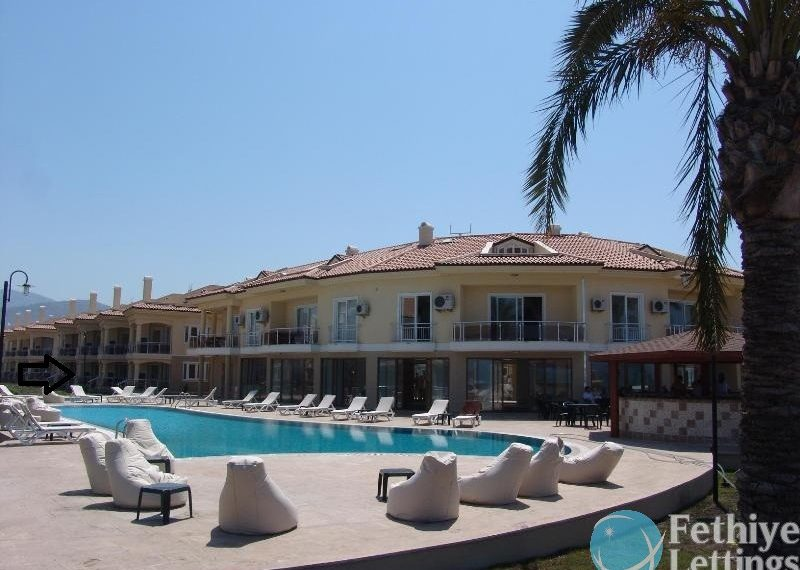 Sunset Beach Club 3 Bedroom Holiday Apartment to Rent Fethiye Lettings 11