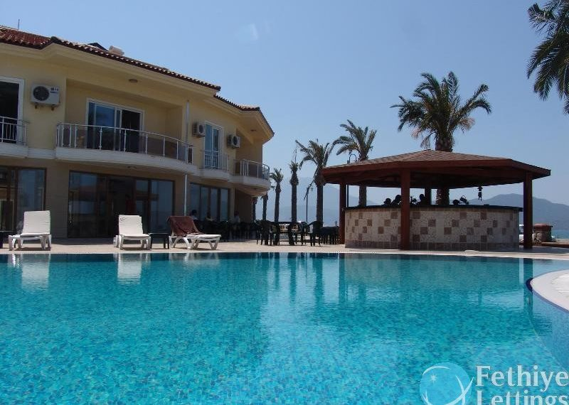 Sunset Beach Club 3 Bedroom Holiday Apartment to Rent Fethiye Lettings 12