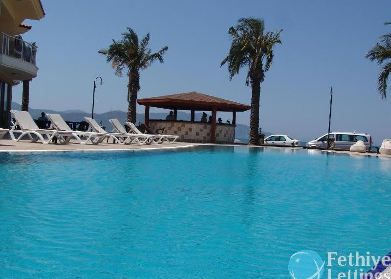 Sunset Beach Club 3 Bedroom Holiday Apartment to Rent Fethiye Lettings 13