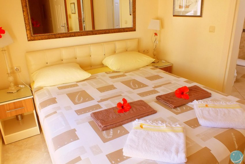Sunset Beach Club 3 Bedroom Holiday Apartment to Rent Fethiye Lettings 14