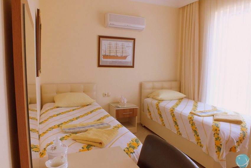 Sunset Beach Club 3 Bedroom Holiday Apartment to Rent Fethiye Lettings 16