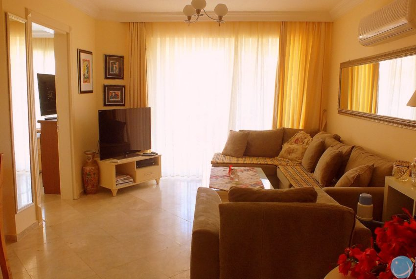 Sunset Beach Club 3 Bedroom Holiday Apartment to Rent Fethiye Lettings 18