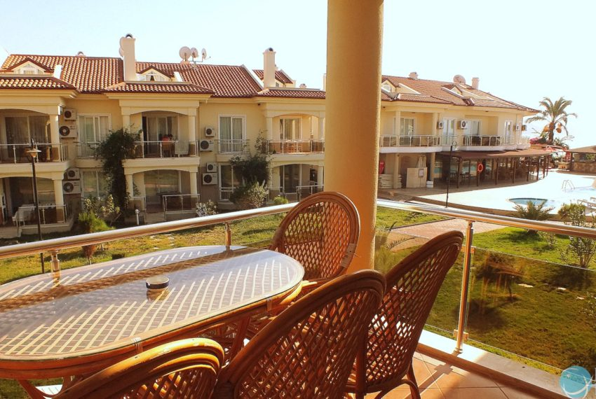 Sunset Beach Club 3 Bedroom Holiday Apartment to Rent Fethiye Lettings 20