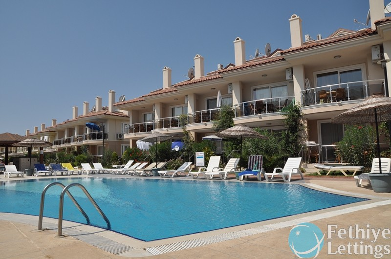 Sunset Beach Club 3 Bedroom Holiday Apartment to Rent Fethiye Lettings 21