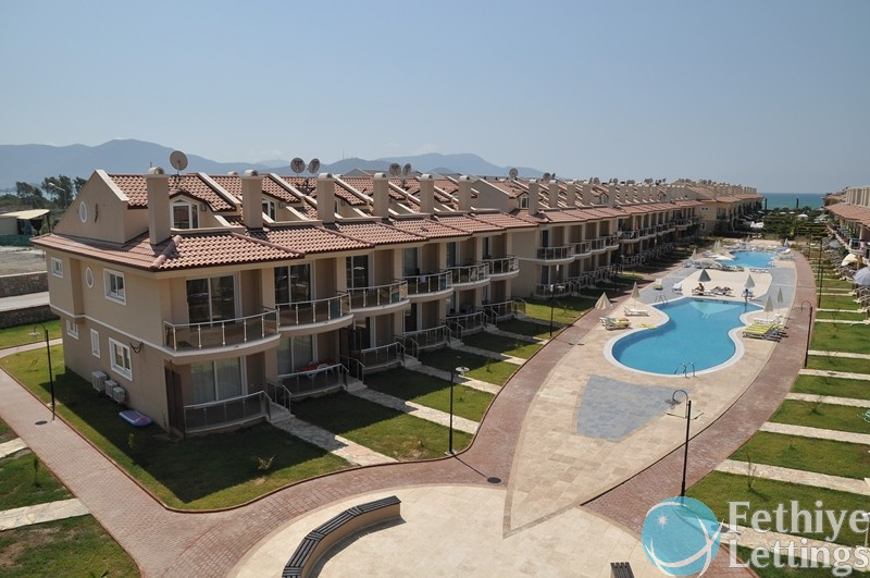 Sunset Beach Club 3 Bedroom Holiday Apartment to Rent Fethiye Lettings 24
