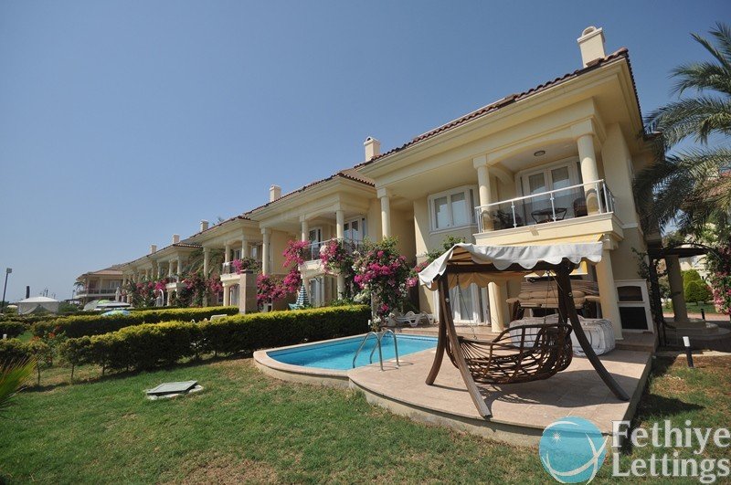 Sunset Beach Club 3 Bedroom Holiday Apartment to Rent Fethiye Lettings 25