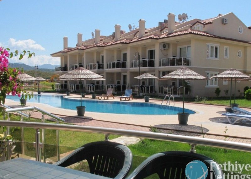 Sunset Beach Club 3 Bedroom Holiday Apartment to Rent Fethiye Lettings 27
