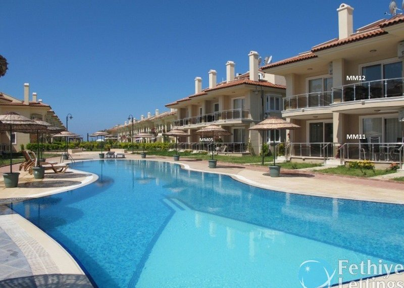 Sunset Beach Club 3 Bedroom Holiday Apartment to Rent Fethiye Lettings 30