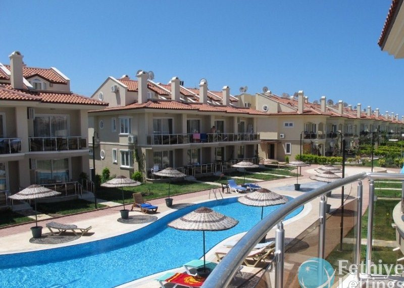 Sunset Beach Club 3 Bedroom Holiday Apartment to Rent Fethiye Lettings 32