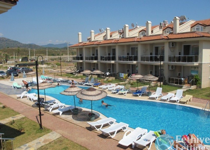 Sunset Beach Club 3 Bedroom Holiday Apartment to Rent Fethiye Lettings 33