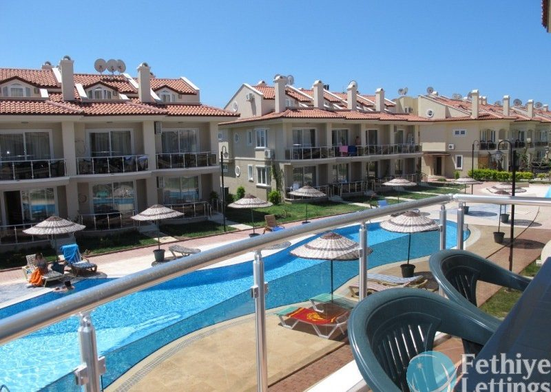 Sunset Beach Club 3 Bedroom Holiday Apartment to Rent Fethiye Lettings 35