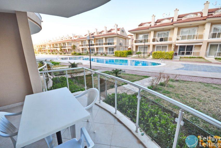 Sunset Beach ClubApartment 3+1 Fethiye Lettings 03