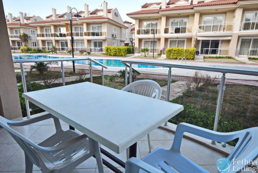 Sunset Beach ClubApartment 3+1 Fethiye Lettings 04