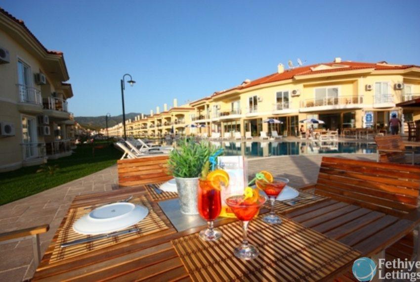 Sunset Beach ClubApartment 3+1 Fethiye Lettings 17