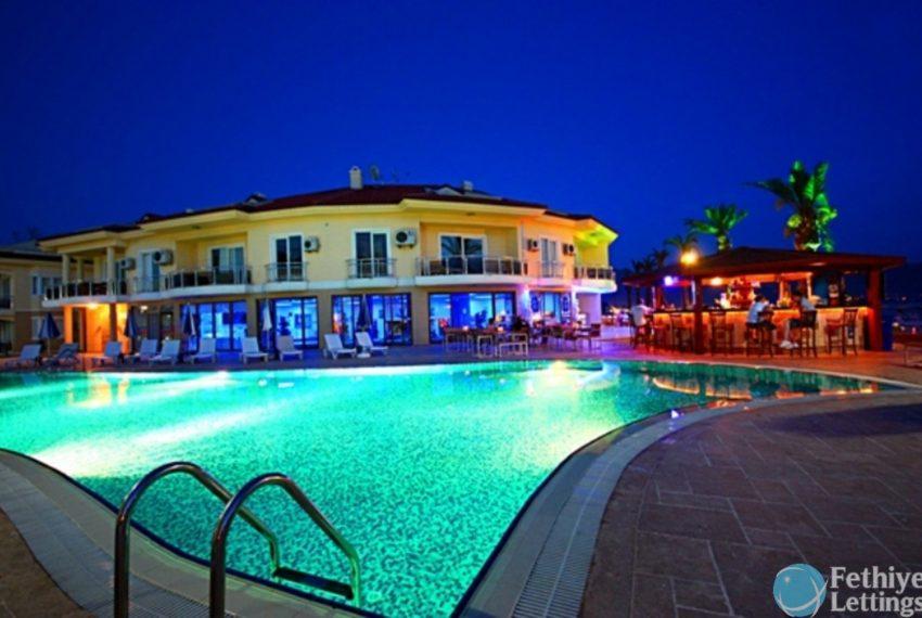 Sunset Beach ClubApartment 3+1 Fethiye Lettings 26