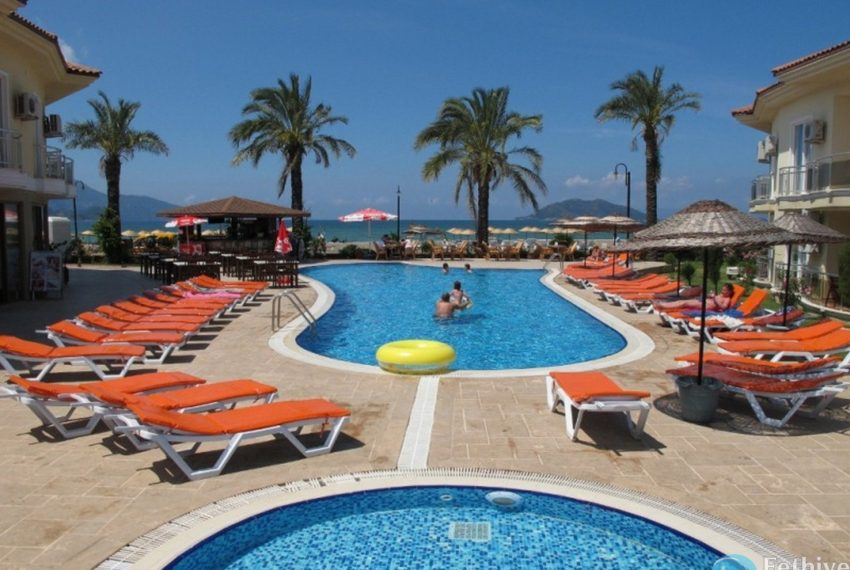 Sunset Beach Club Apartment 3+1 Fethiye Lettings