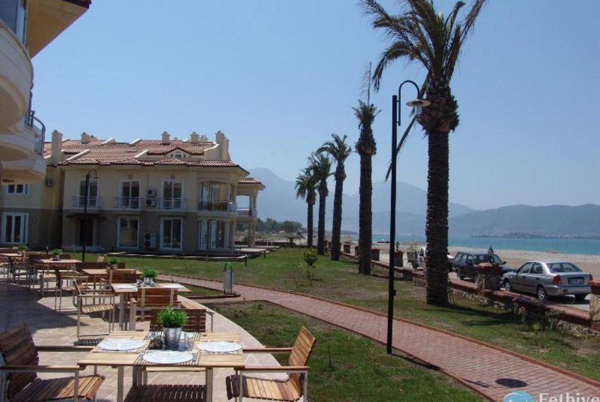 Sunset Beach ClubApartment 3+1 Fethiye Lettings 31