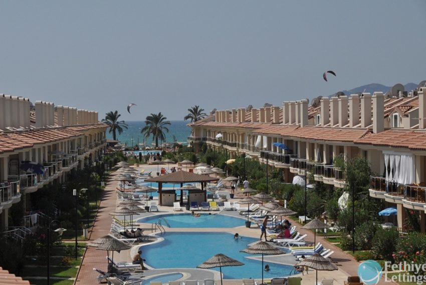 Sunset Beach ClubApartment 3+1 Fethiye Lettings 34