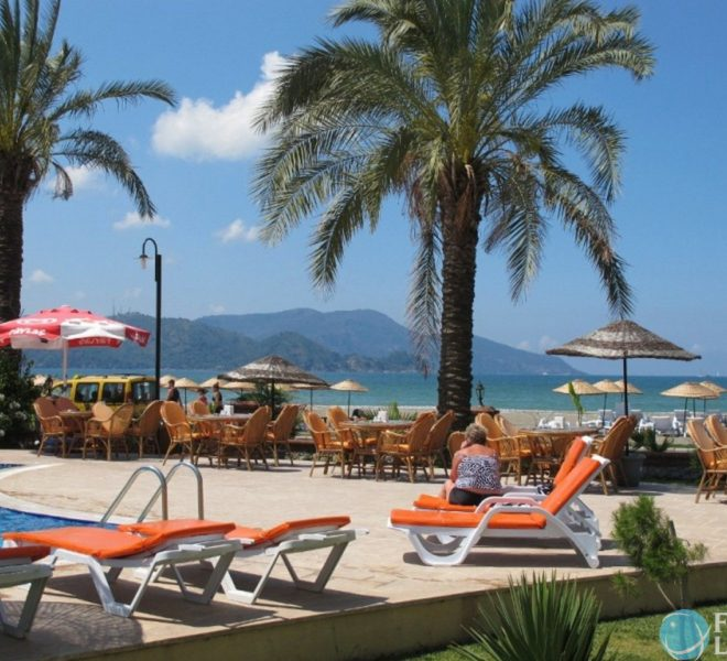 Sunset Beach Club Apartment Rental Fethiye Lettings