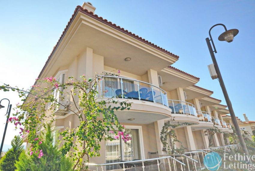 Sunset Beach Club Holiday Rentals Fethiye Lettings 01