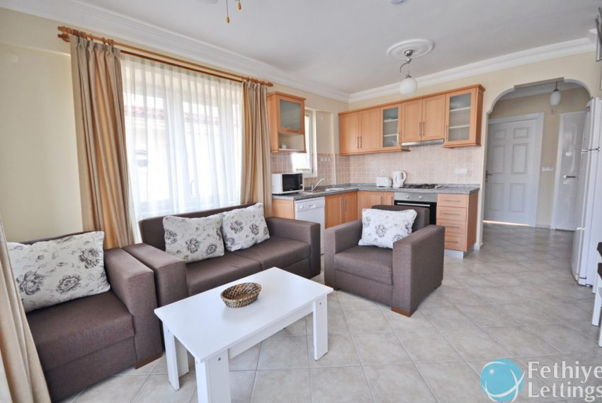 Sunset Beach Club Holiday Rentals Fethiye Lettings 10