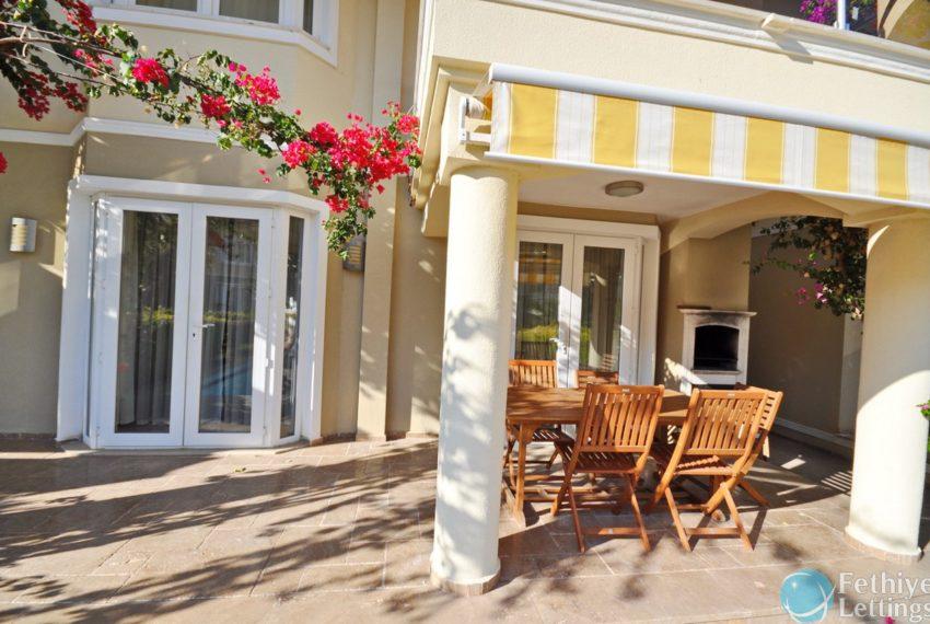 Sunset Beach Club VillaFethiye Lettings 03