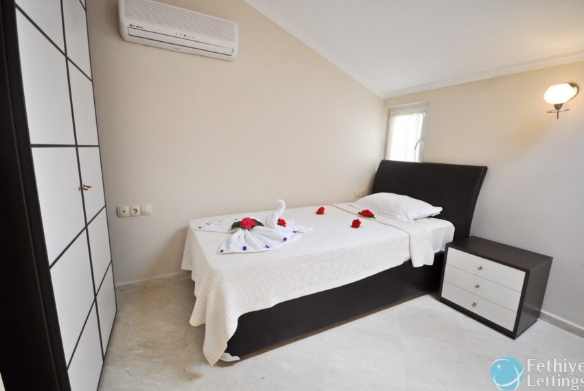 Villa with Private Beach for Rent Fethiye Lettings 24