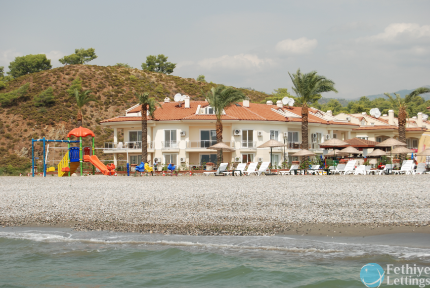 Villa with Private Beach for Rent Fethiye Lettings 28