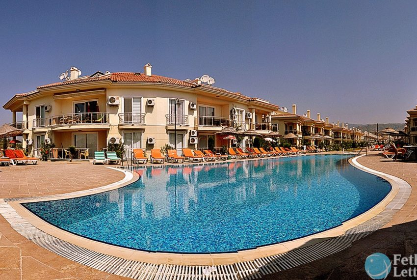 Villa with Private Beach for Rent Fethiye Lettings 31