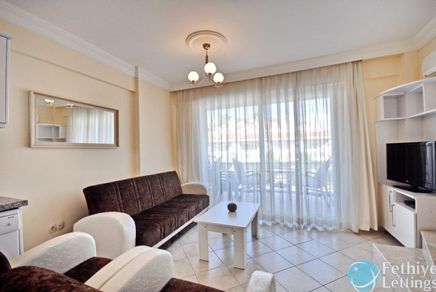sea view apartments to rent Fethiye Lettings 05