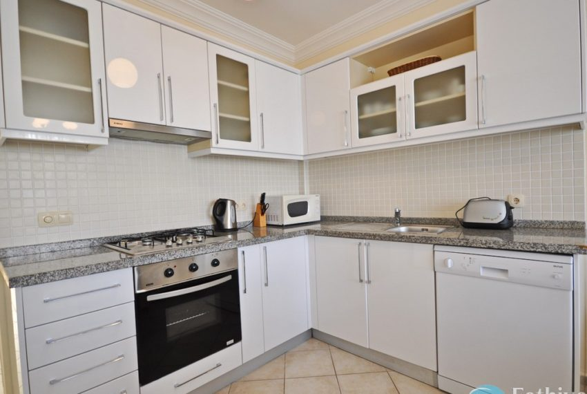 sea view apartments to rent Fethiye Lettings 08