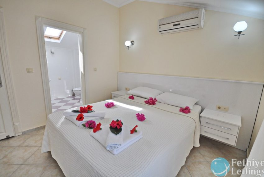 sea view apartments to rent Fethiye Lettings 16