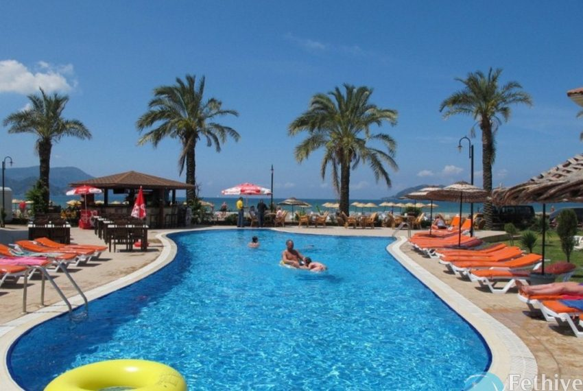 sea view apartments to rent Fethiye Lettings 22