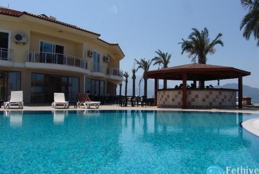 sea view apartments to rent Fethiye Lettings 25