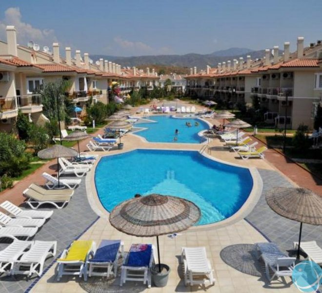 sea view apartments to rent Fethiye Lettings