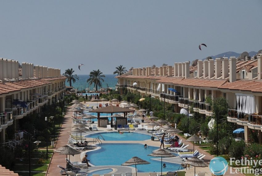 sea view apartments to rent Fethiye Lettings 29